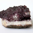 Stock Photo: Amethyst quartz