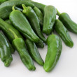 Green peppers — Stock Photo #17611769