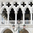 Venice Doge's Palace at St Mark's Square in Venice, Italy — Stock Photo