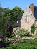 Normandy house — Foto de Stock