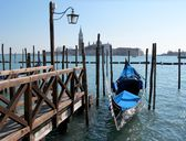 Gondola in Venice, Italy — Stock Photo