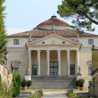 Villa Almerico Capra, la Rotonda. Palladian villa of the Vicenza, Italy — Stock Photo