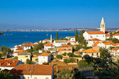 Dalmatian Town of Kali, Ugljan, Croatia — Stock Photo
