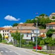 Town of Benkovac in Dalmatian inlands — Stock Photo