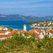 Foto Stock: Veli Iz adriatic island view