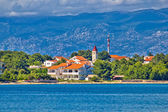 Island of Vir waterfront, Croatia — Stock Photo