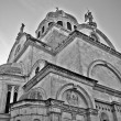 UNESCO world heritage site in Sibenik — Photo