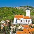 Village of Remetinec in Zagorje — Stock Photo