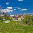 Colors of Gospic, capital of Lika — Stock Photo
