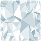 Light retro geometric background — Stock Vector