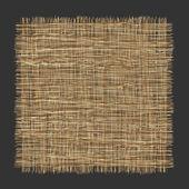 Vector organische weven patroon — Stockvector