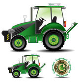 Tractor (Agric version) — Stock Vector