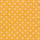 Yellow fabric background — Stock Photo