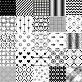 Set of patterns — Stockvector
