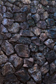Texture of natural rock wall — Stock Photo