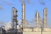 Refinery factory plant — Stock Photo