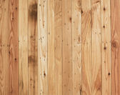Wood panel wall use as multipurpose textured backgorund — Stockfoto