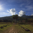 Prasat wat phu champasak southern of laos one of two laos world — Stock Photo #37651941