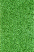 Close up artificial green grass leaves use as nauture and multip — Stock Photo