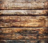 Old dirty wood broad panel used close up textured of old bark wo — Stock Photo