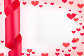 Valentine Day's background — Stock Photo
