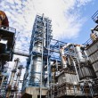 Oil fuel and gas industry — Stock Photo