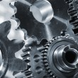 Aerospace gears and cogs — Stock Photo #33169121