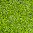 Artificial Green Grass Field  — Stock Photo