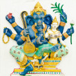 Stock Photo: God of success 8 of 32 posture. Indior Hindu God Ganeshavat