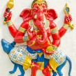 Stock Photo: God of success 13 of 32 posture. Indior Hindu God Ganeshava