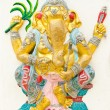 Stock Photo: God of success 15 of 32 posture. Indior Hindu God Ganeshava