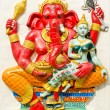 Stock Photo: God of success 19 of 32 posture. Indior Hindu God Ganeshava