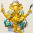 Stock Photo: God of success 20 of 32 posture. Indior Hindu God Ganeshava