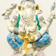 Stock Photo: God of success 22 of 32 posture. Indior Hindu God Ganeshava