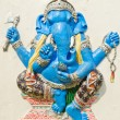 Stock Photo: God of success 23 of 32 posture. Indior Hindu God Ganeshava