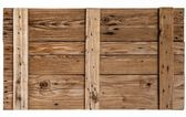 Nature pattern detail of pine wood decorative old box wall text — Stock Photo