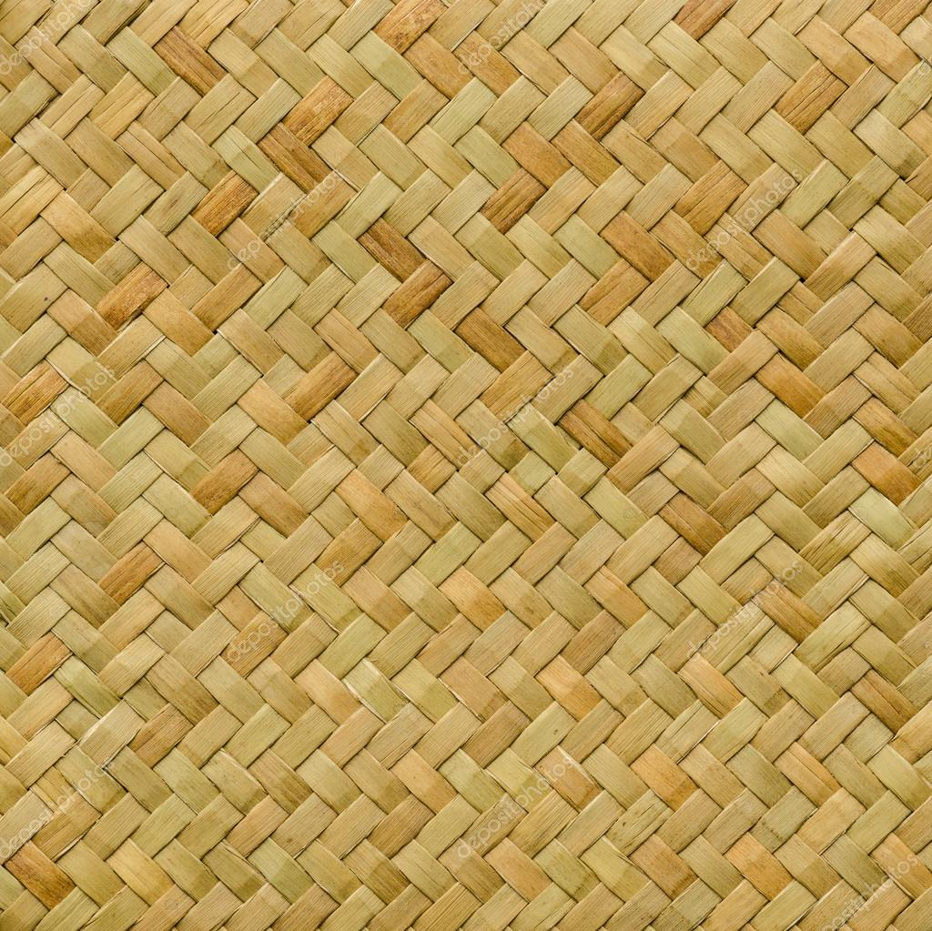 Pattern Nature Background Of Handicraft Weave Texture