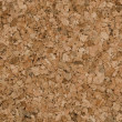 Texture  Color Detail  of Surface Cork Board Wood  Background — Stock Photo