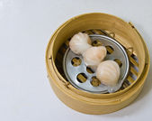 Assorted Dim Sum — Stock Photo