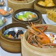 Stock Photo: Assorted Dim Sum