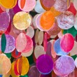 Stock Photo: Craft shells hang