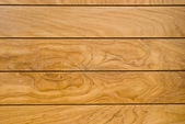 Pattern of teak wood surface — Stockfoto