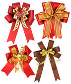 Gift bow — Stock Photo