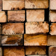 Stock Photo: Old hardwood surface
