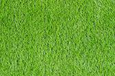 Artificial Green Grass Field — Stock Photo