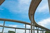 Bhumibol ponte — Fotografia Stock