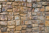 Pattern of old stone Wall — Stockfoto