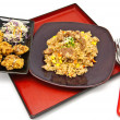Stock Photo: Bento, Japanese food style