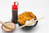 Japanese food style — Stock Photo