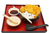 Styl japoński żywności — Zdjęcie stockowe